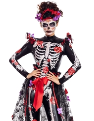 Alternate front view of ROSAS DAY OF THE DEAD
