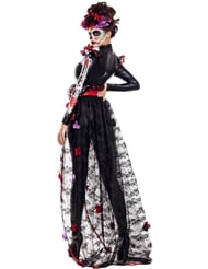 Alternate back view of ROSAS DAY OF THE DEAD