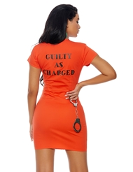 Alternate back view of GUILTY GLAM
