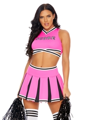 Alternate front view of SCORE CHEERLEADER