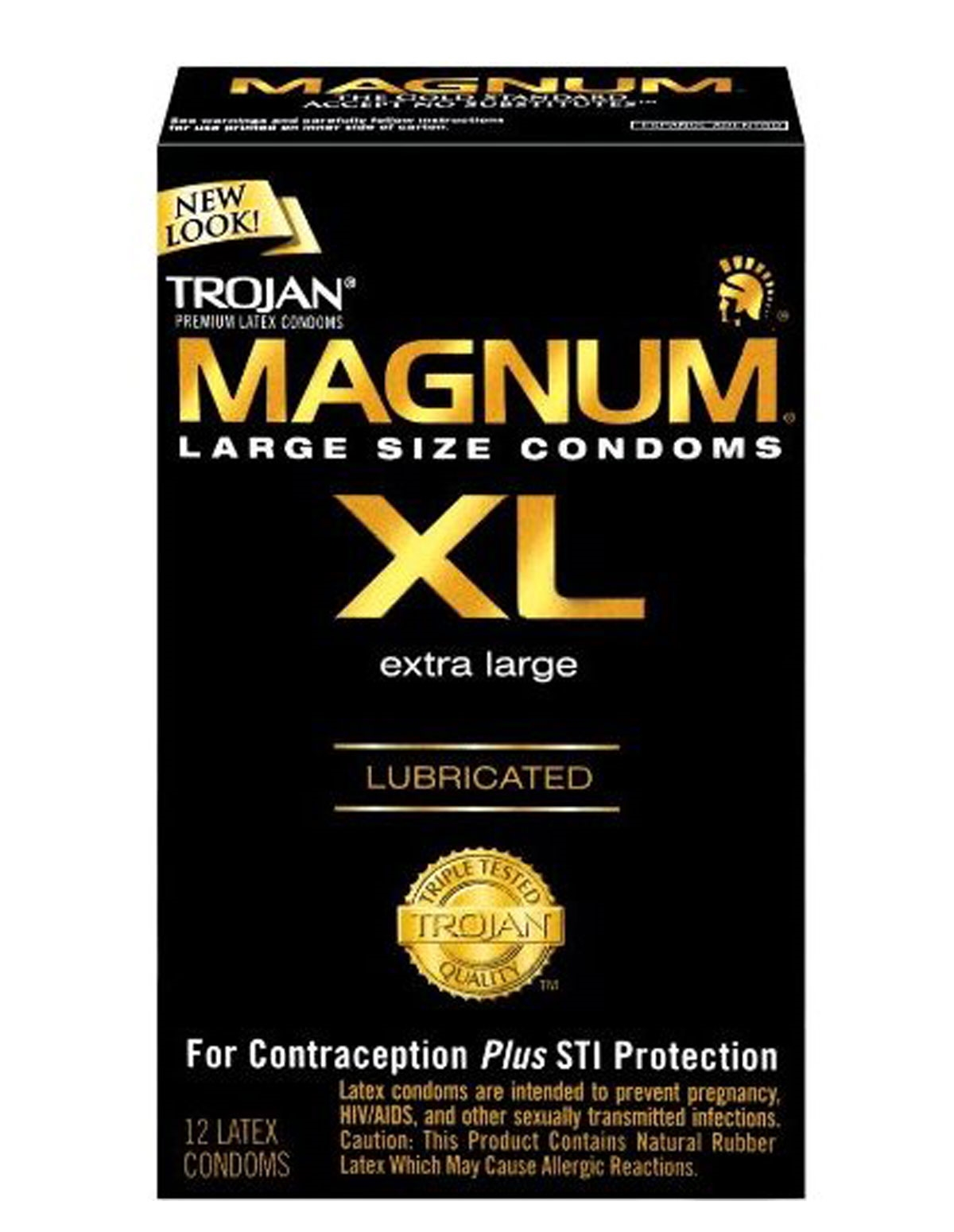 Trojan Magnum Xl 12Pk