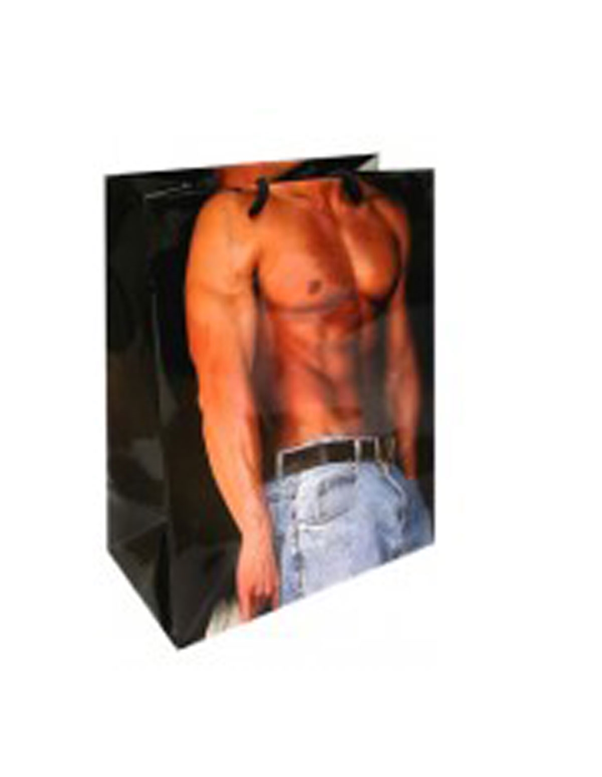 No Shirt Gift Bag