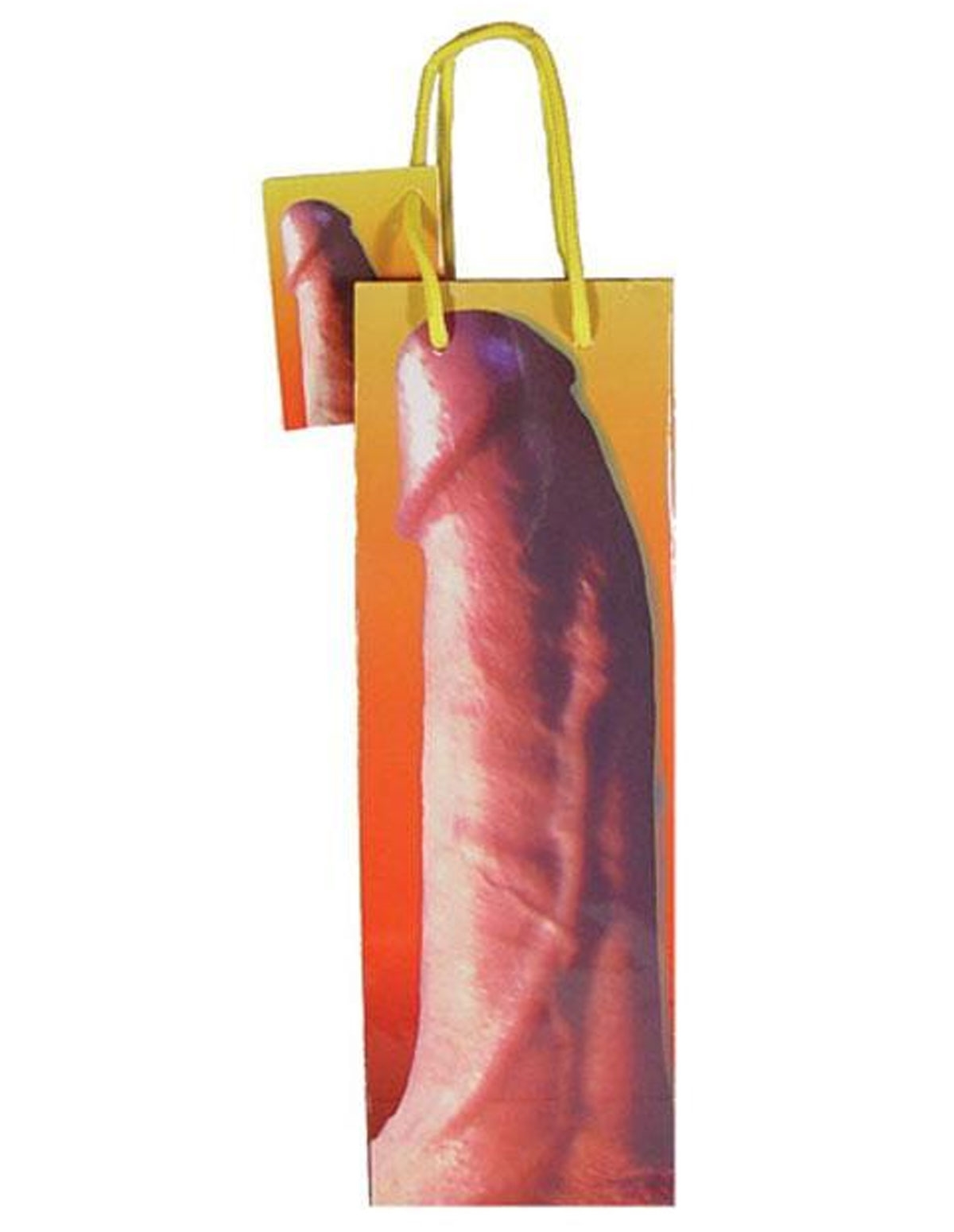 Penis Wine Bottle Gift Bag