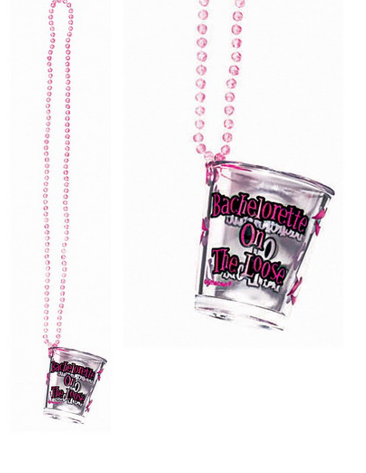 Bachelorette Shot Glass