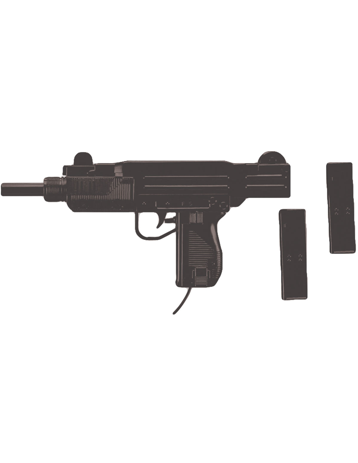 Water Gun Uzi