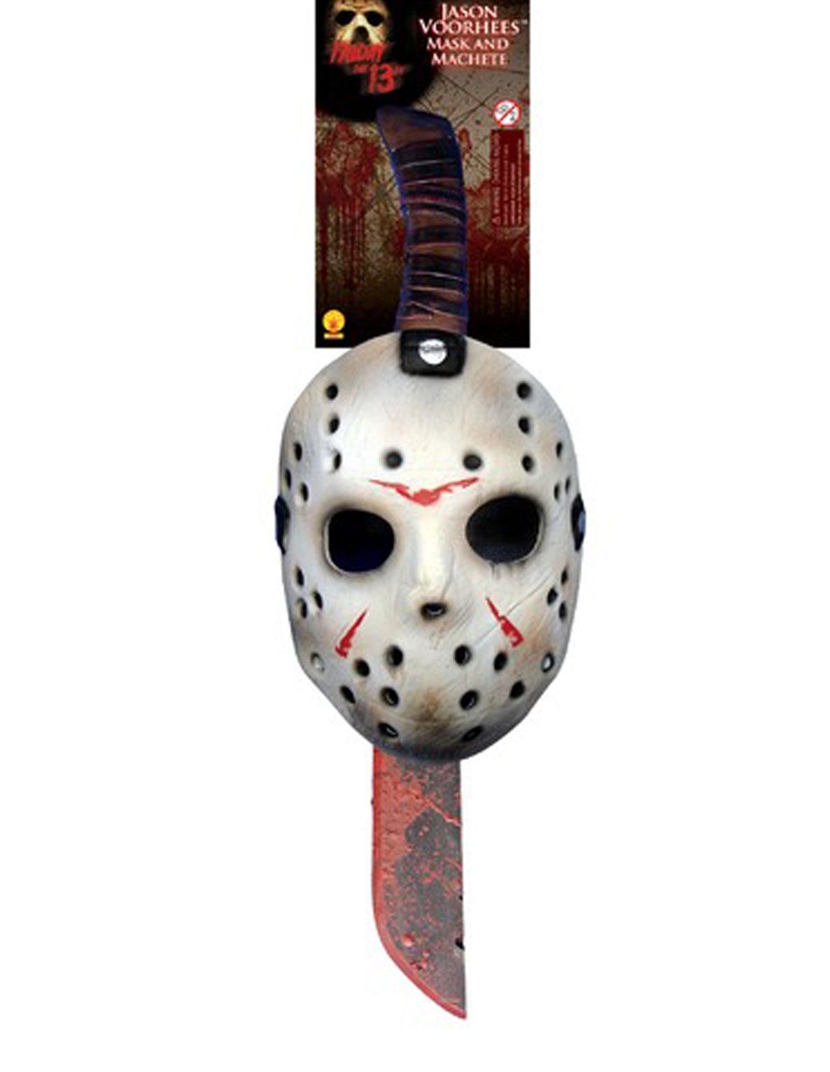 Jason Mask Kit