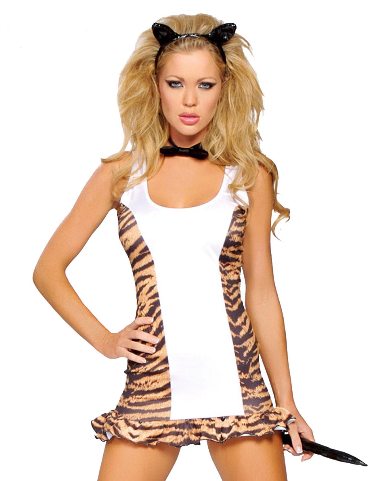 Tigress Costume