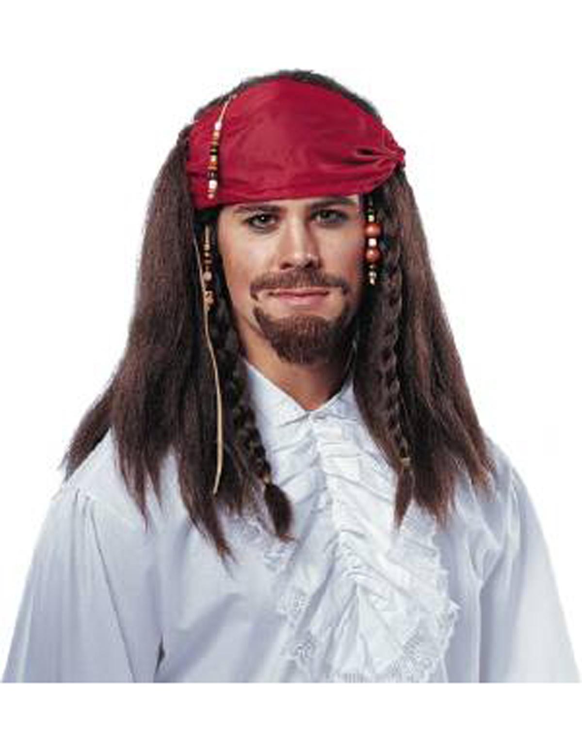 Buccaneer Wig
