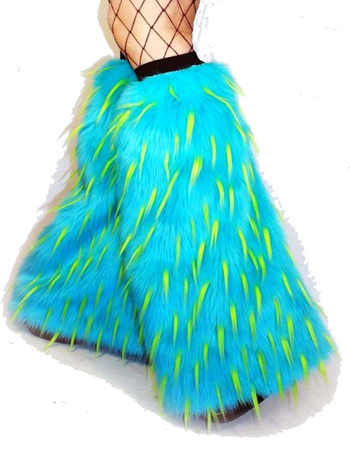 Multi Fur Warmers