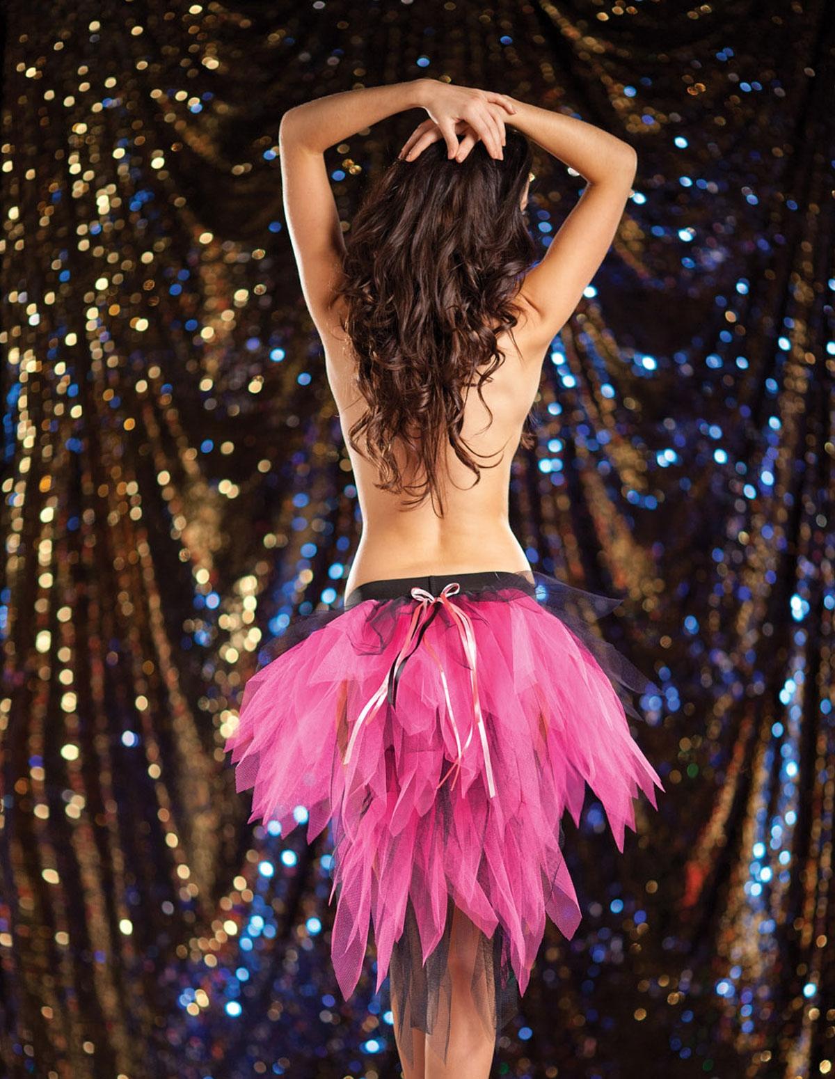Pink Flame Petticoat