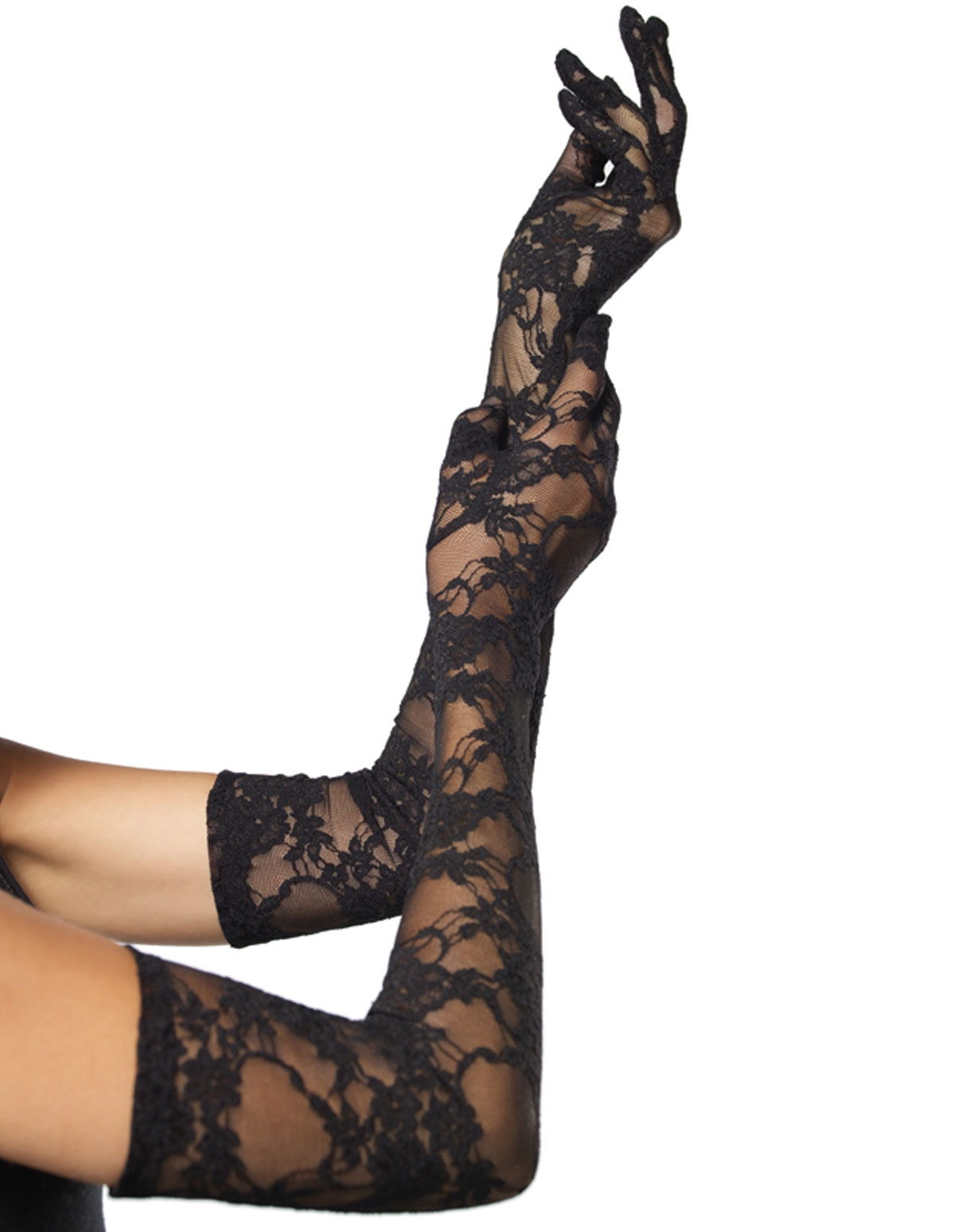 Stretch Lace Gloves