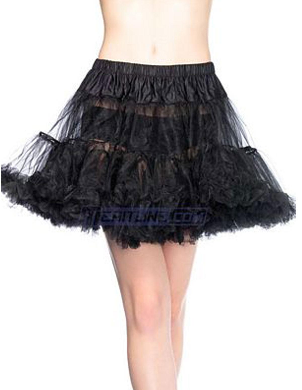 Ruffle Petticoat - Plus