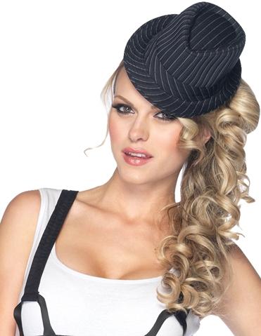 MINI FEDORA HAT