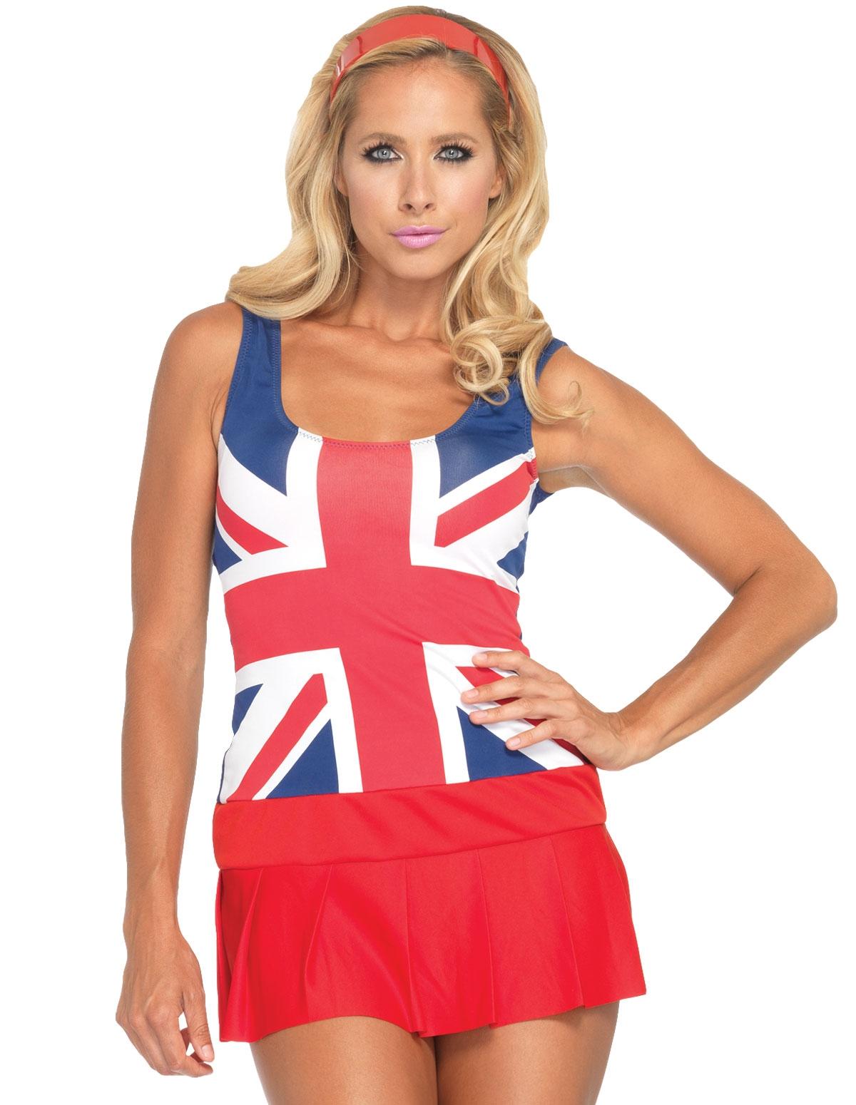 Cheeky Brit Costume