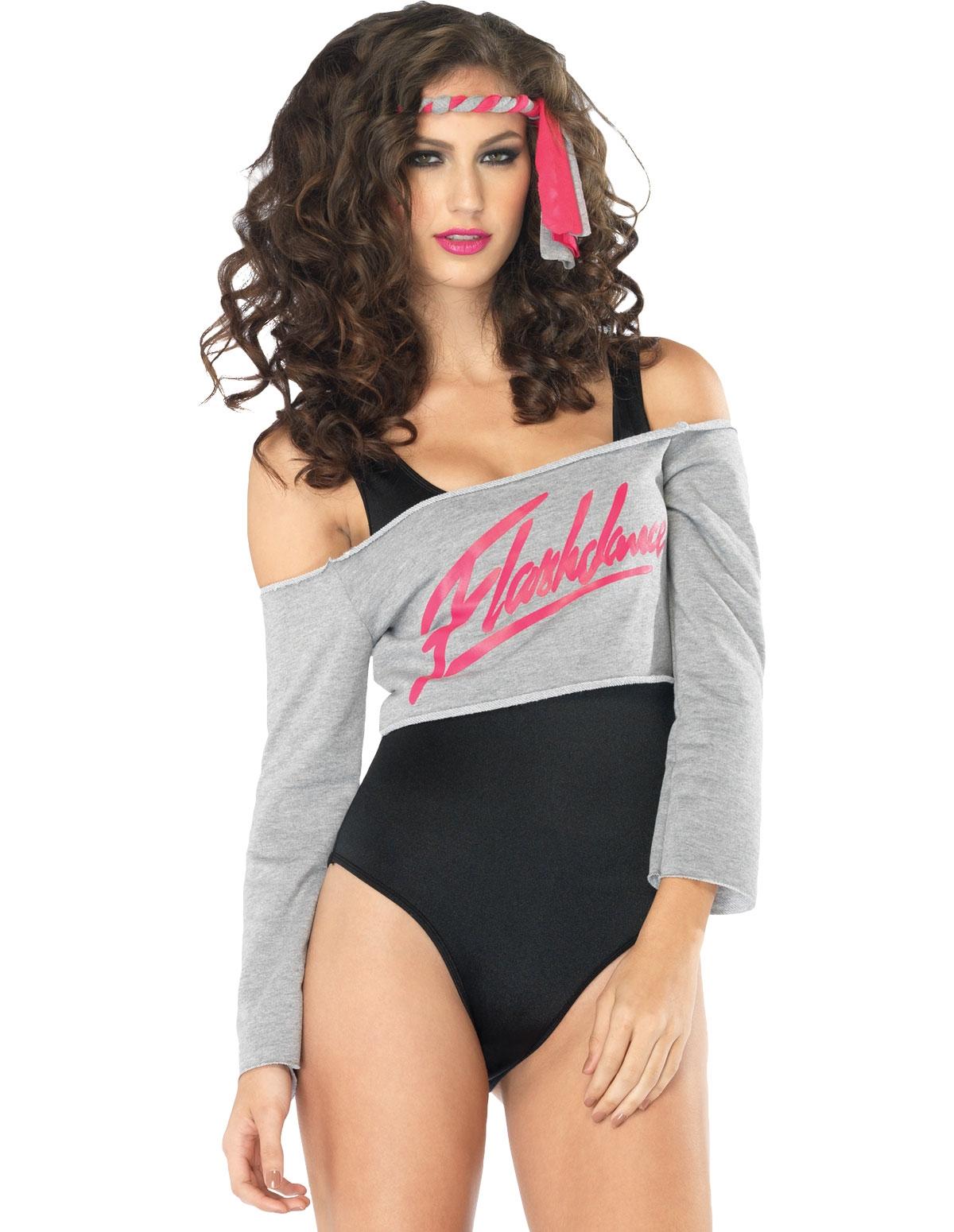 Flashdance Bodysuit Costume