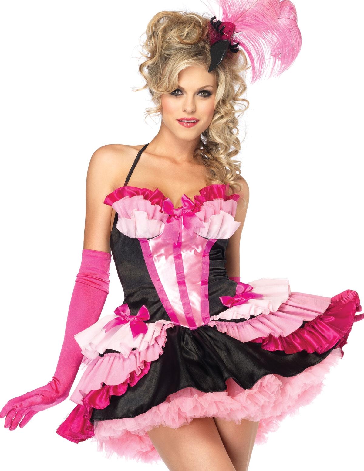 Pretty Pink Flamingo Costume