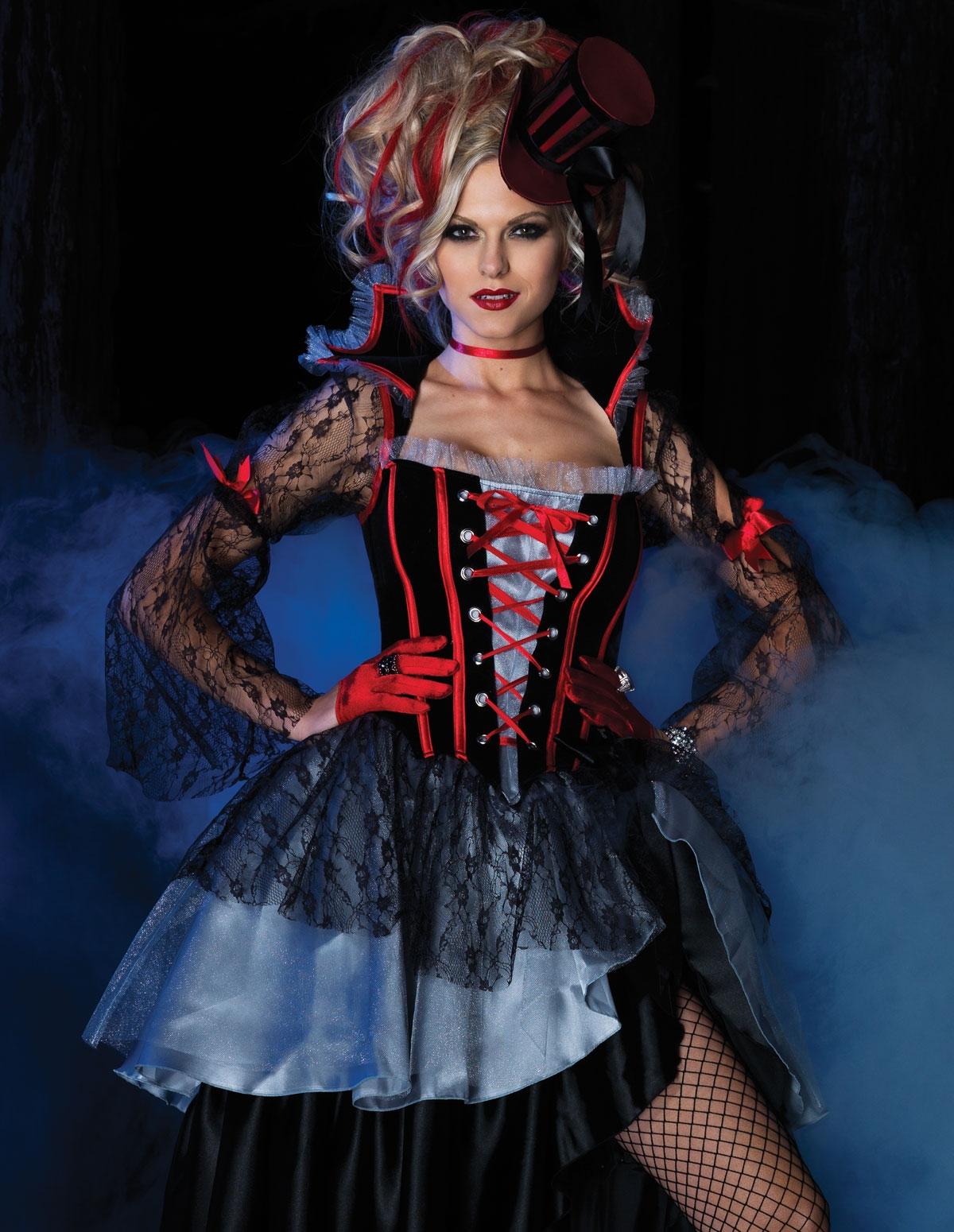 Deluxe Immortal Queen Costume