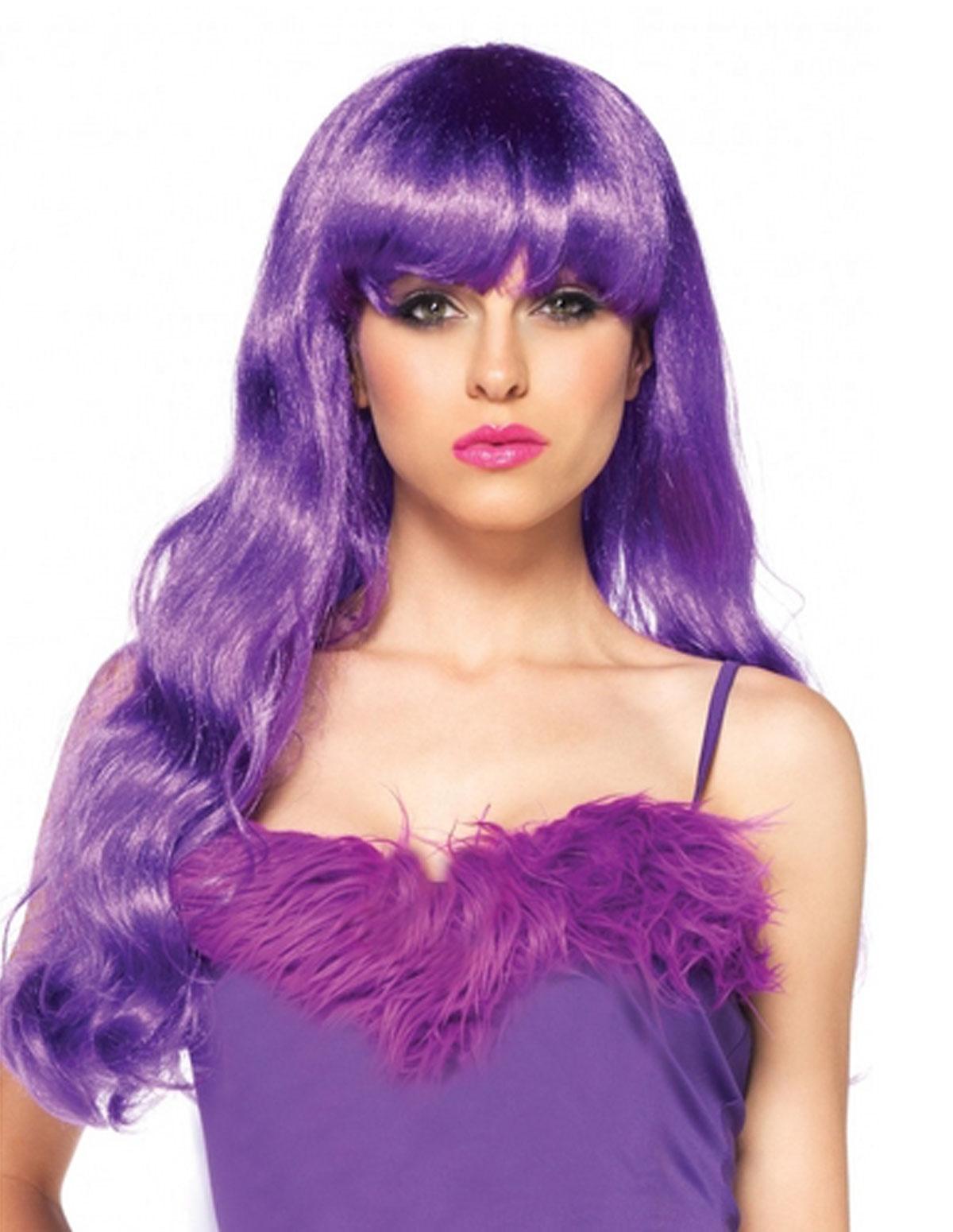 Neon Wavy Wig
