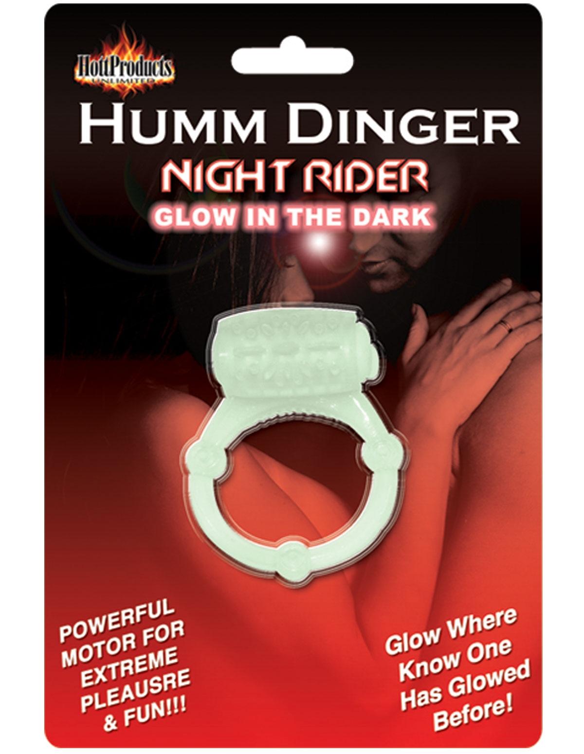 Glow In The Dark Hummdinger Couples Toy