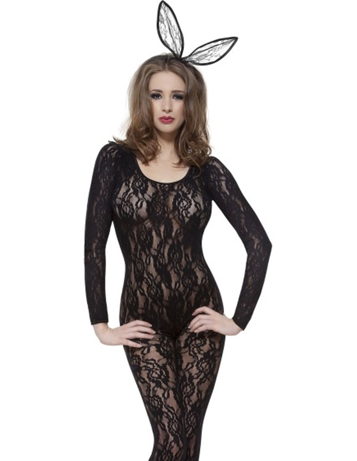 Lace Fever Bodystocking