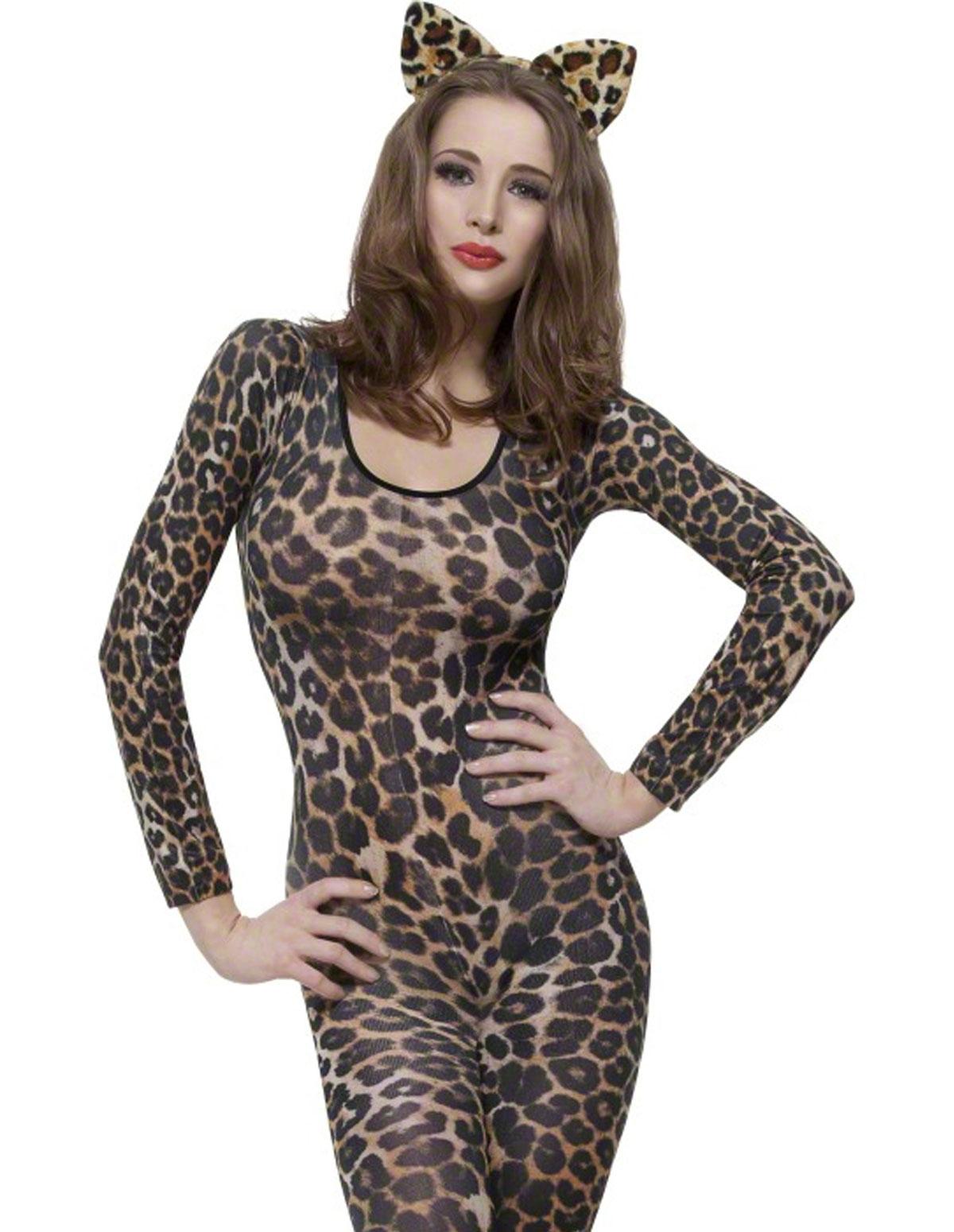Cheetah Fever Bodystocking