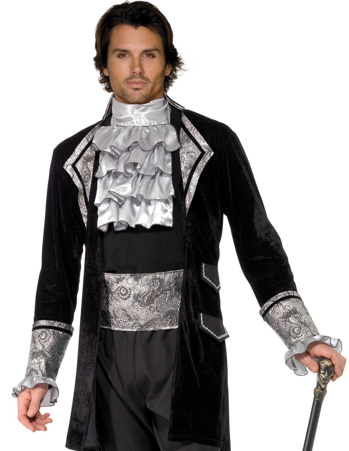 Male Fever Vamp Costume