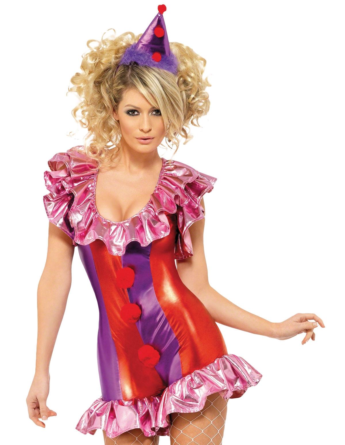 Playtime Clown Costume