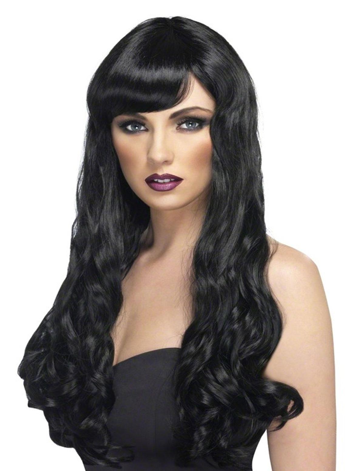Desire Wig Black