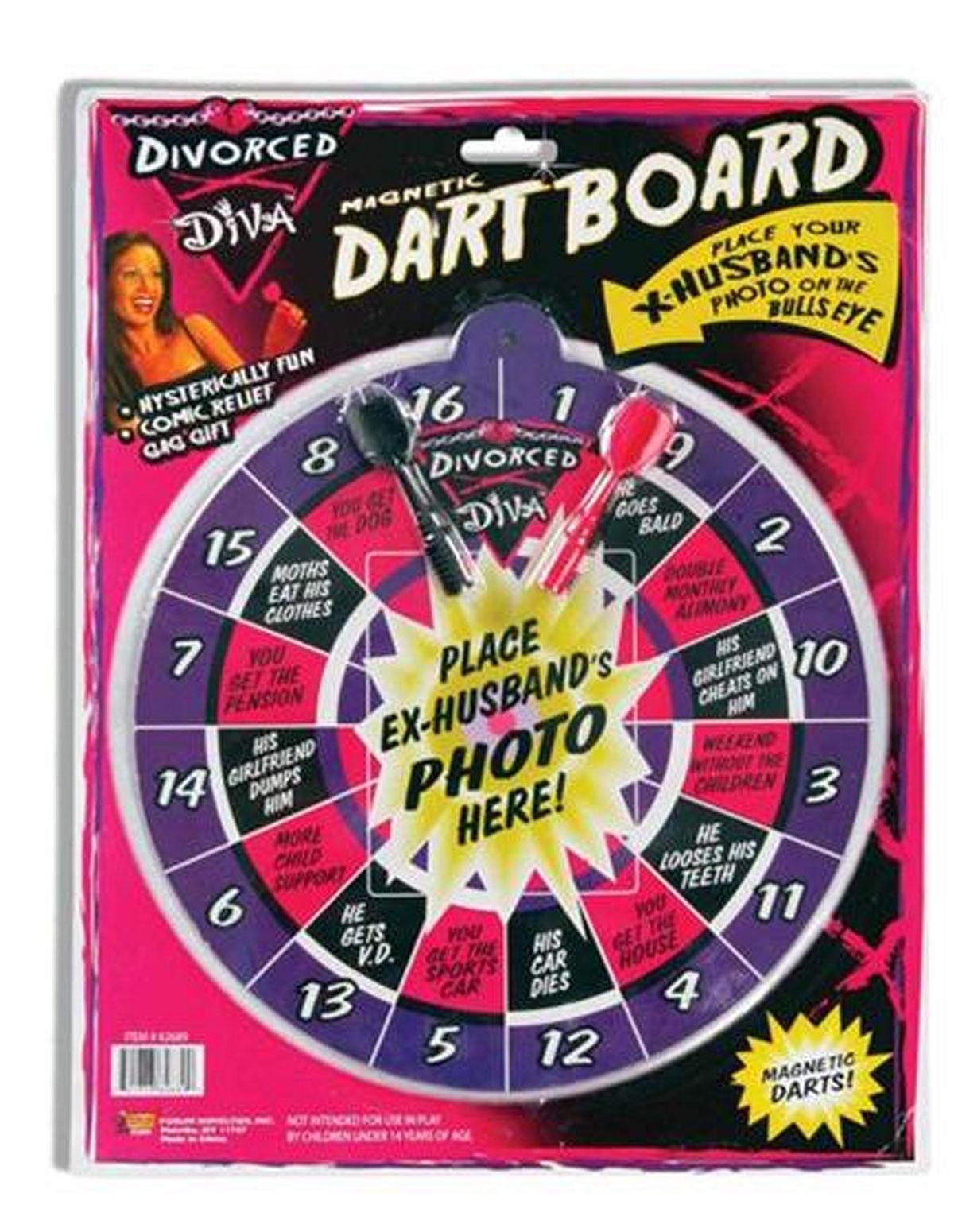 Diva Dart Board
