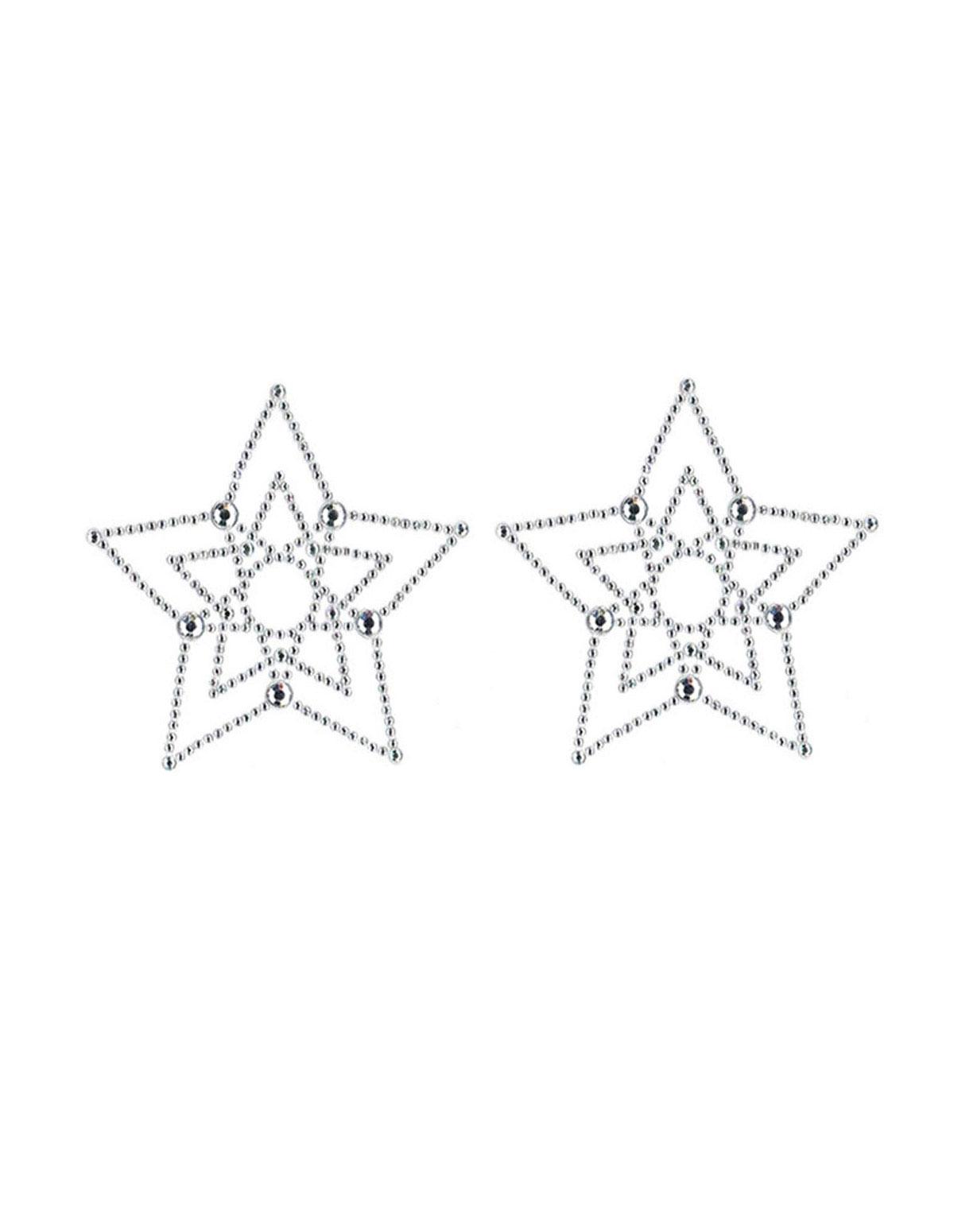 Boobie Crystals Stars
