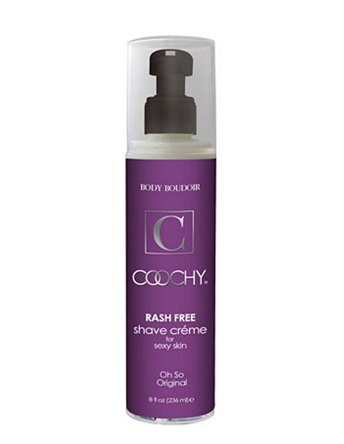 Coochy Original Shave Cream  8 Oz