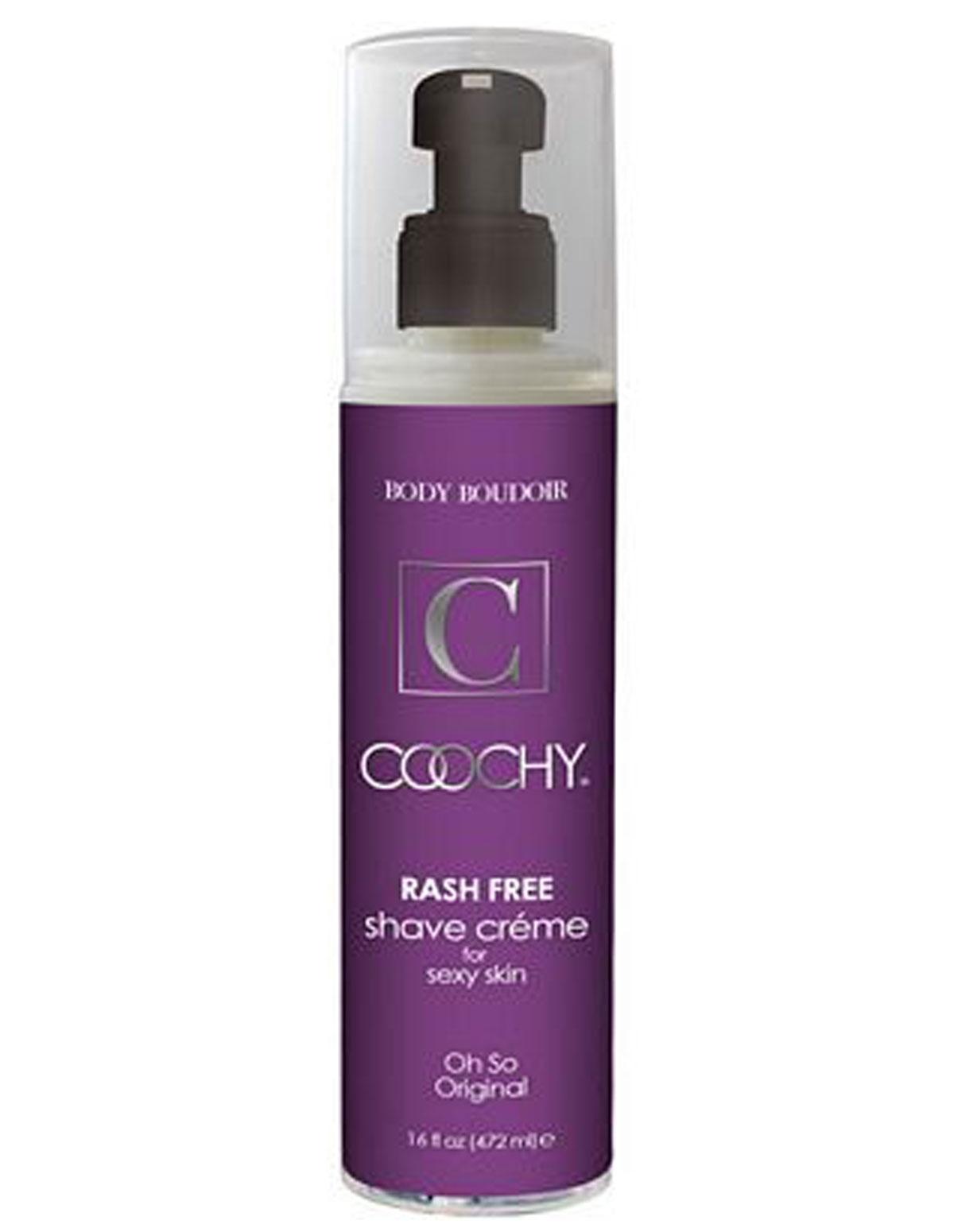 Coochy Original 16 Oz Shave Cream