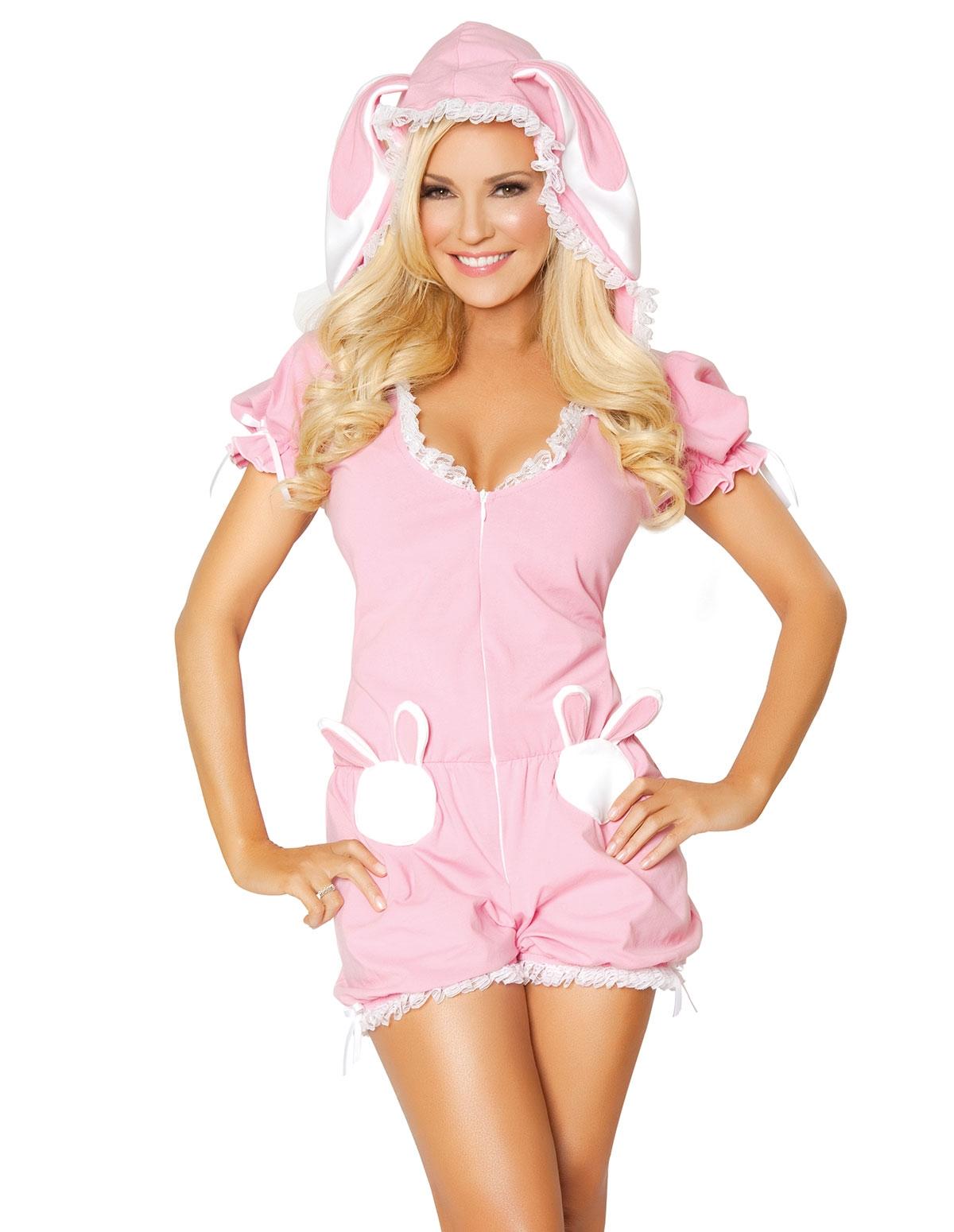 Cozy Lil Bunny Costume
