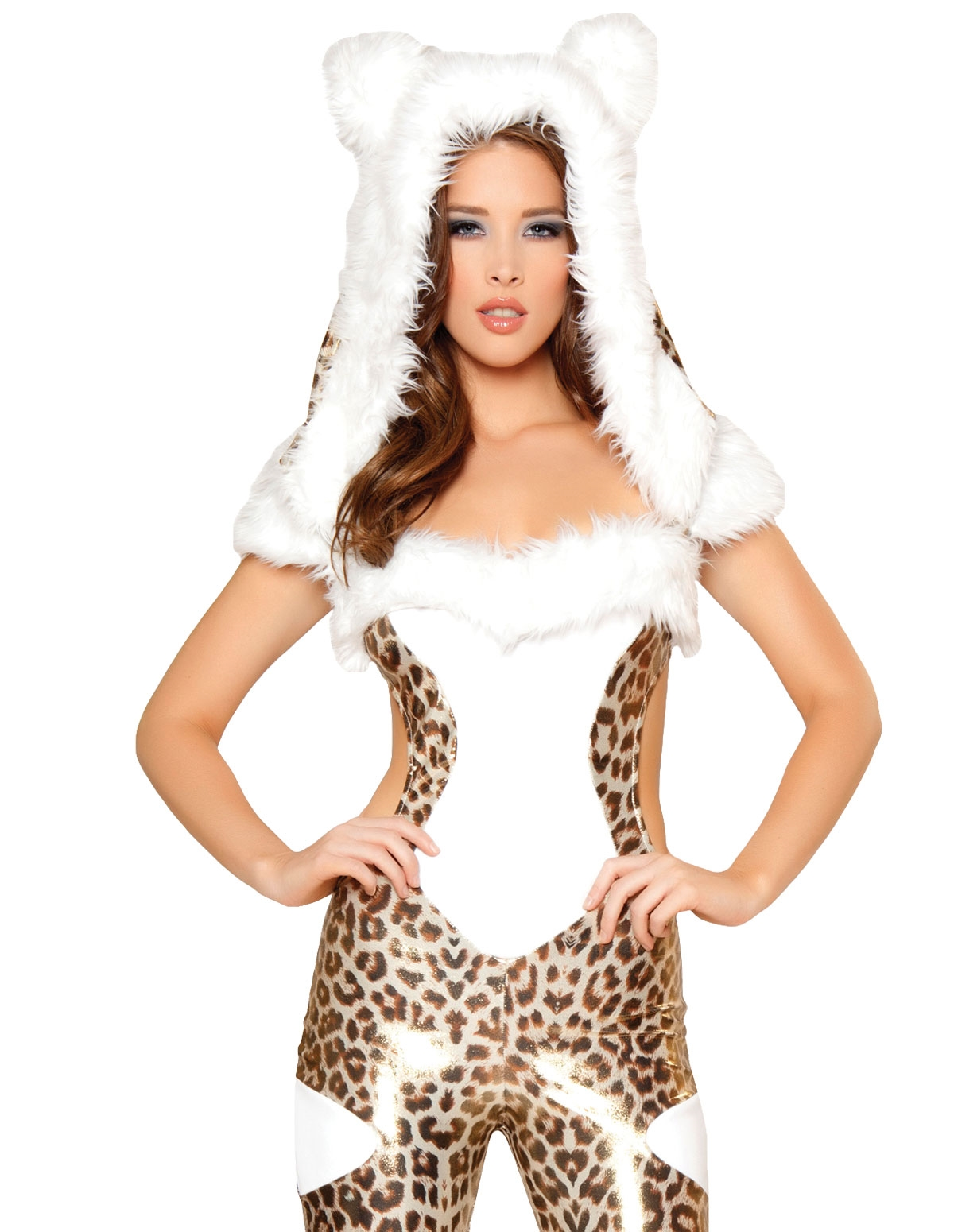 Charming Cheetah Costume