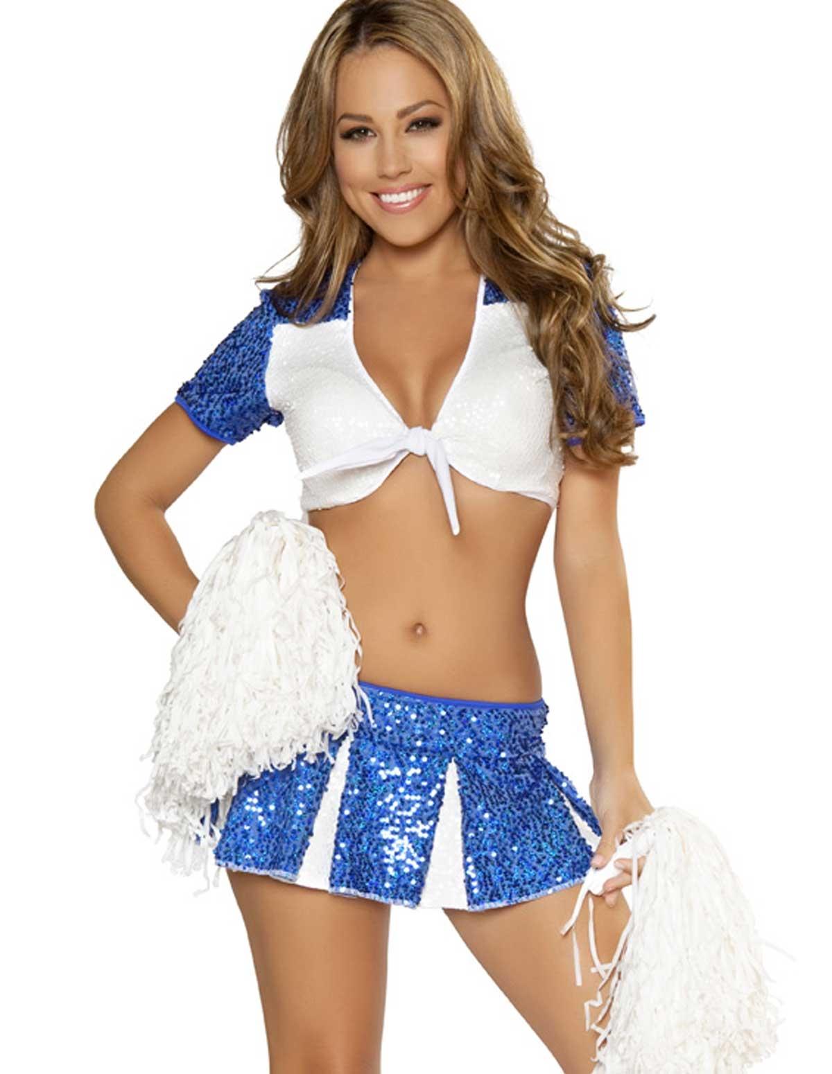 Indy Cheerleader Costume