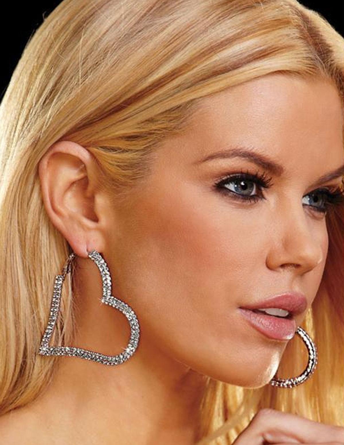 Heart Attack Earrings