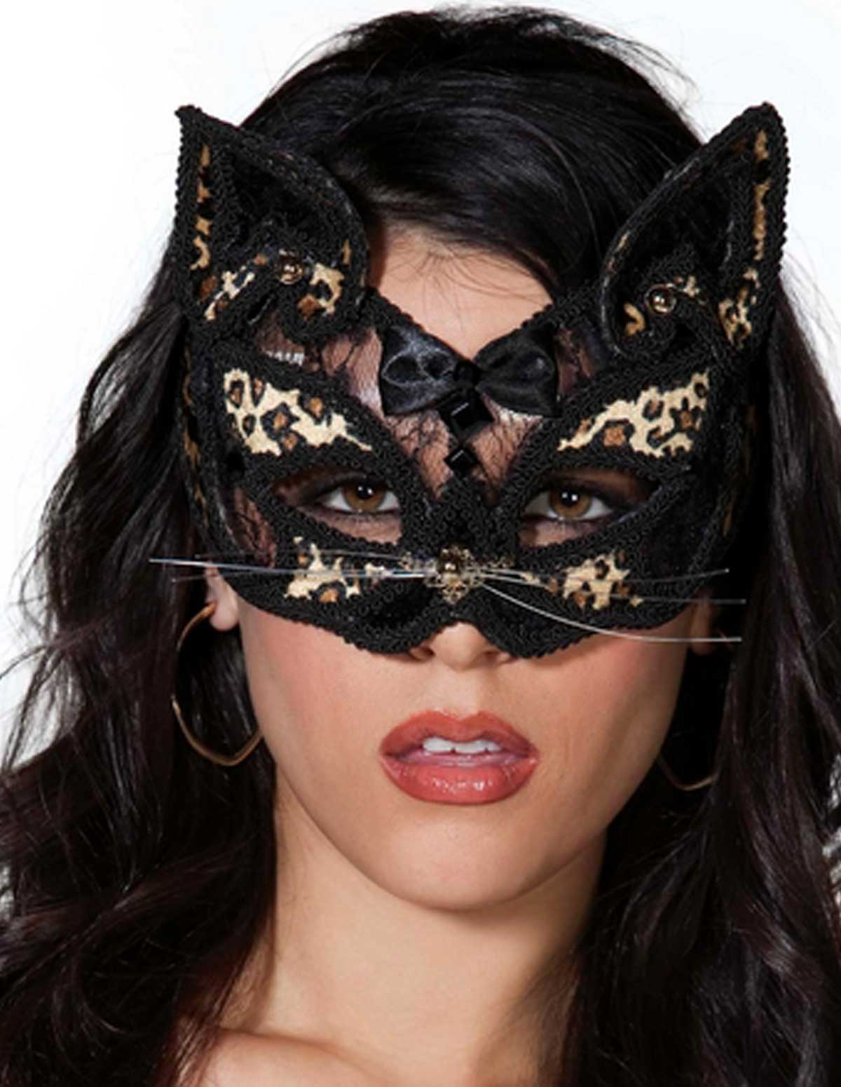 Cheetah Eye Mask