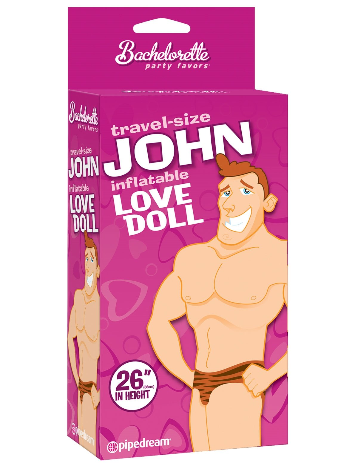 John Blow Up Love Doll