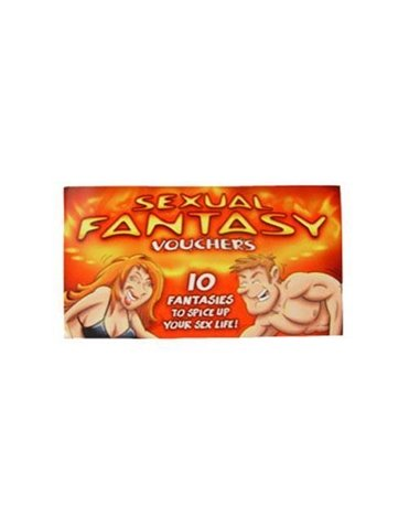 SEXUAL FANTASY VOUCHERS GAME