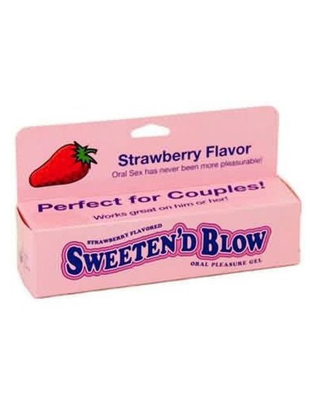 Sweeten D Blow Pleasure Gel