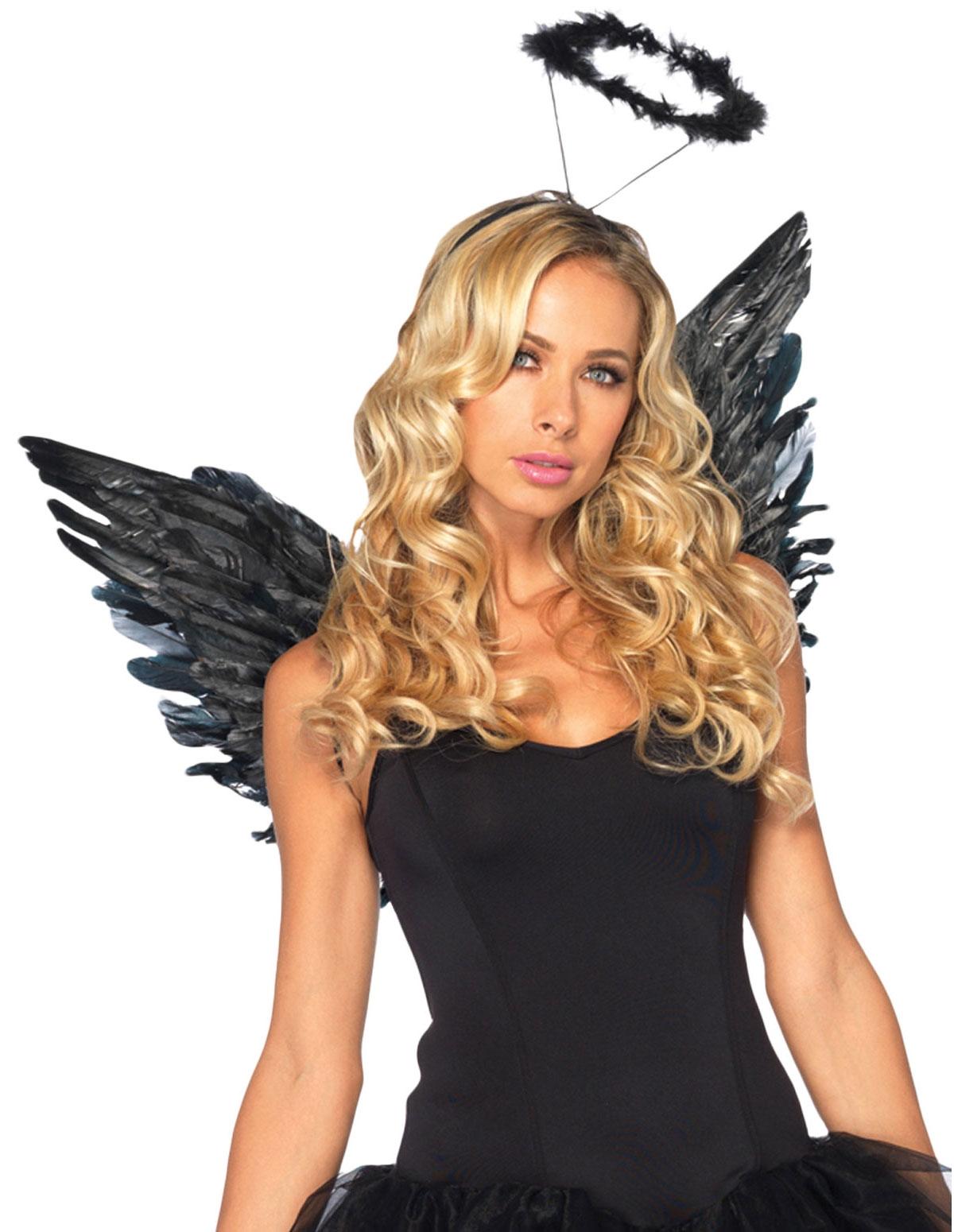 alternate image for 2Pc Angel Costume Kit