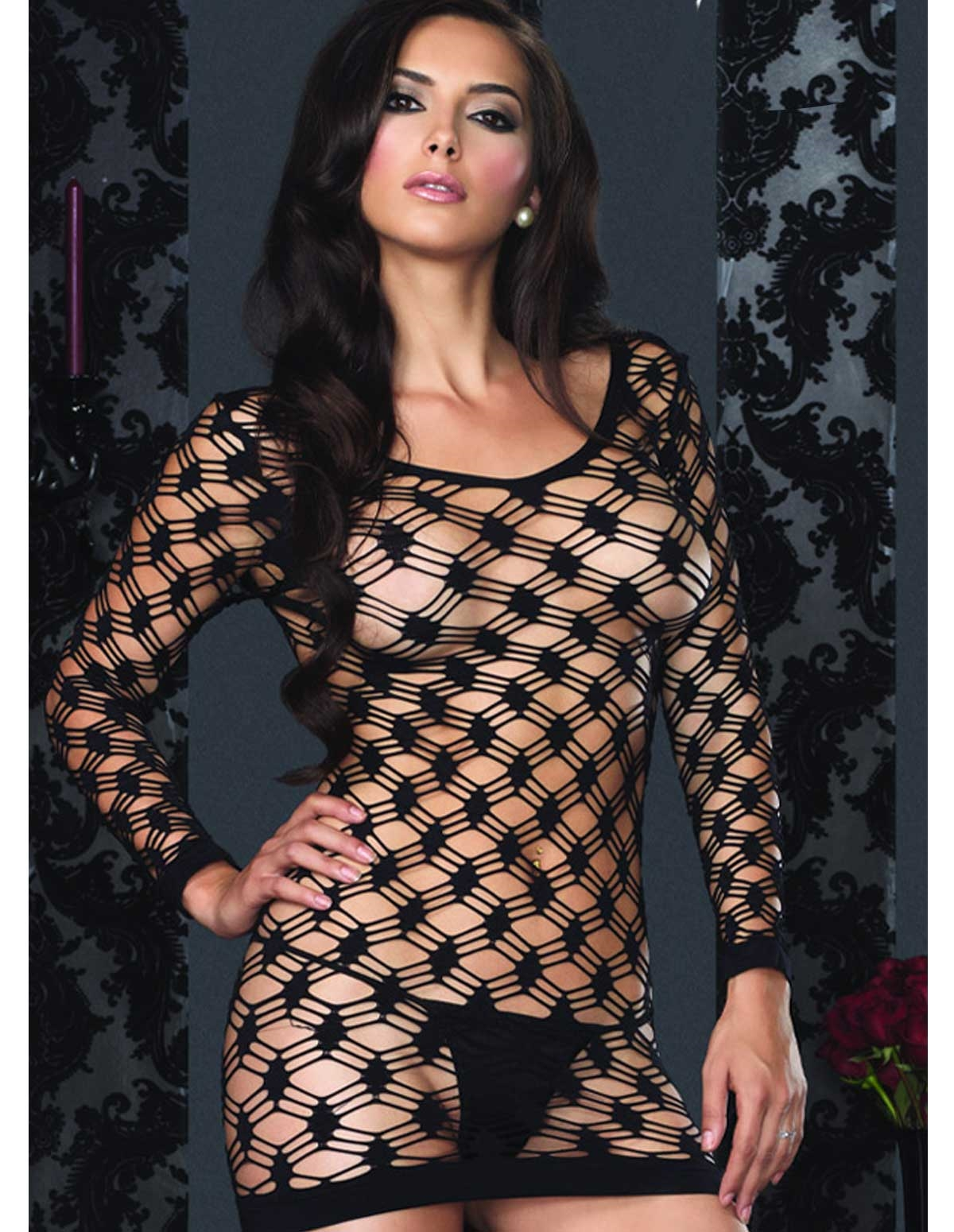 Hardcore Net Dress