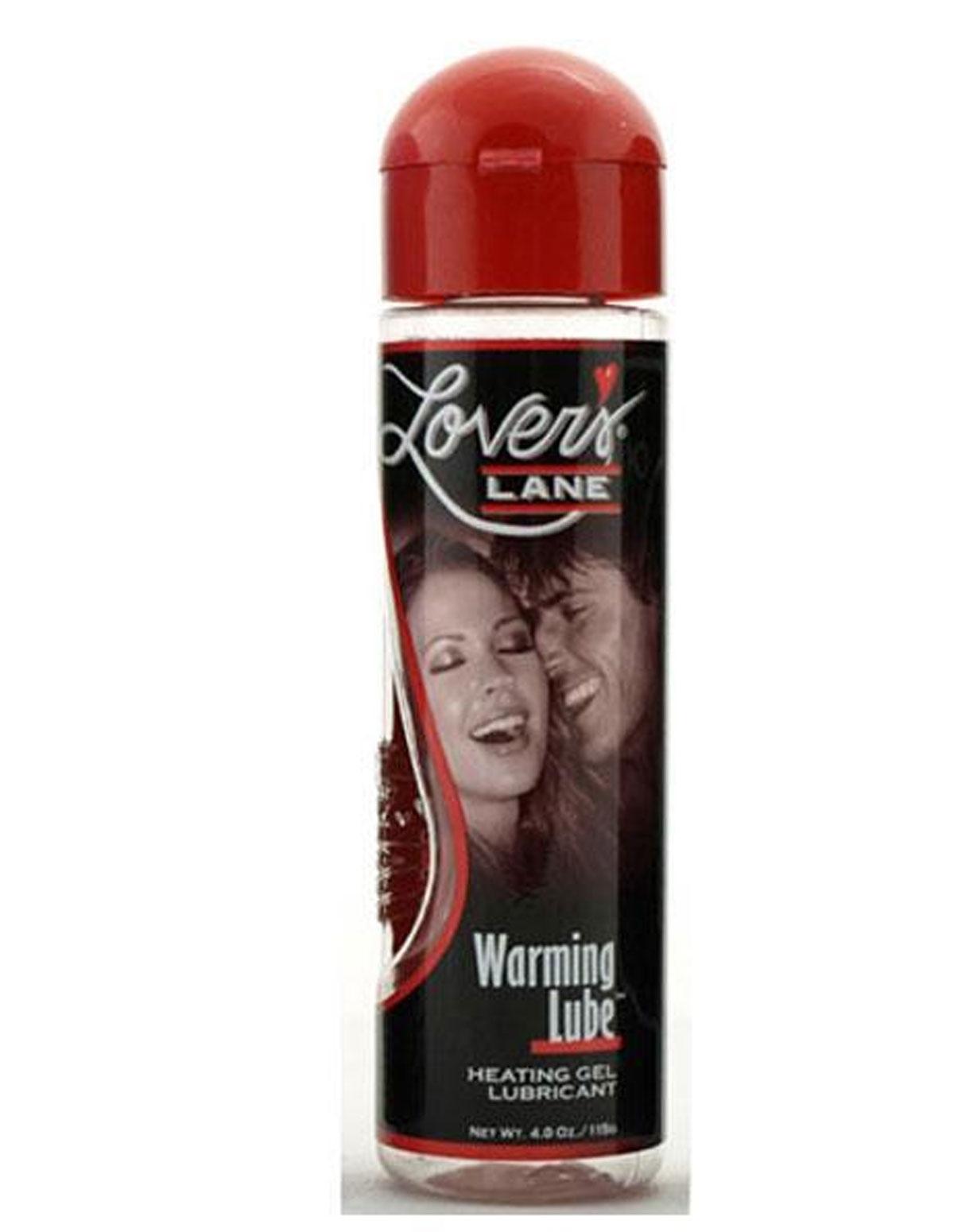 Lovers Lane Warming Lube