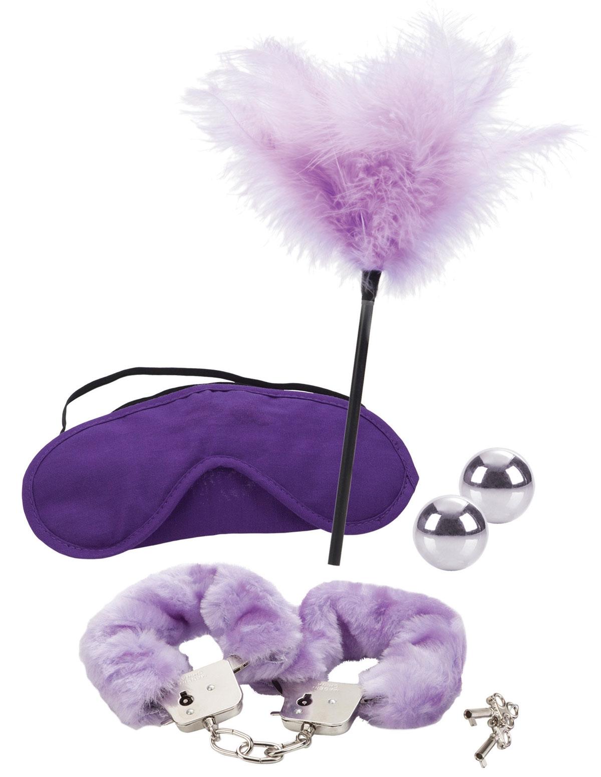 Shades Of Purple Playroom Kit