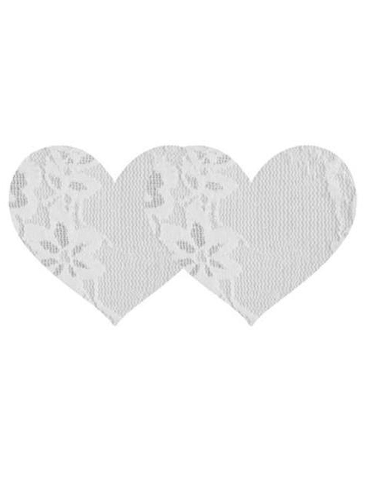 Lace Heart Pasties