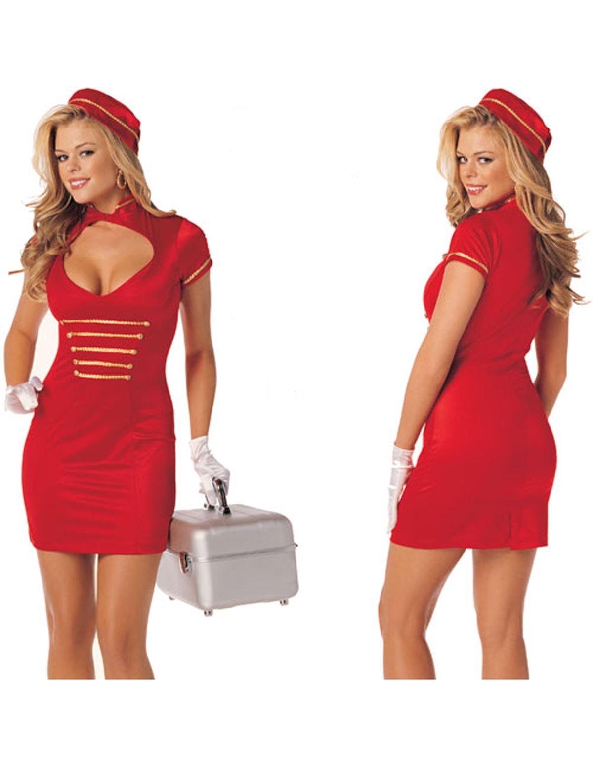 Bell Hop Me Costume