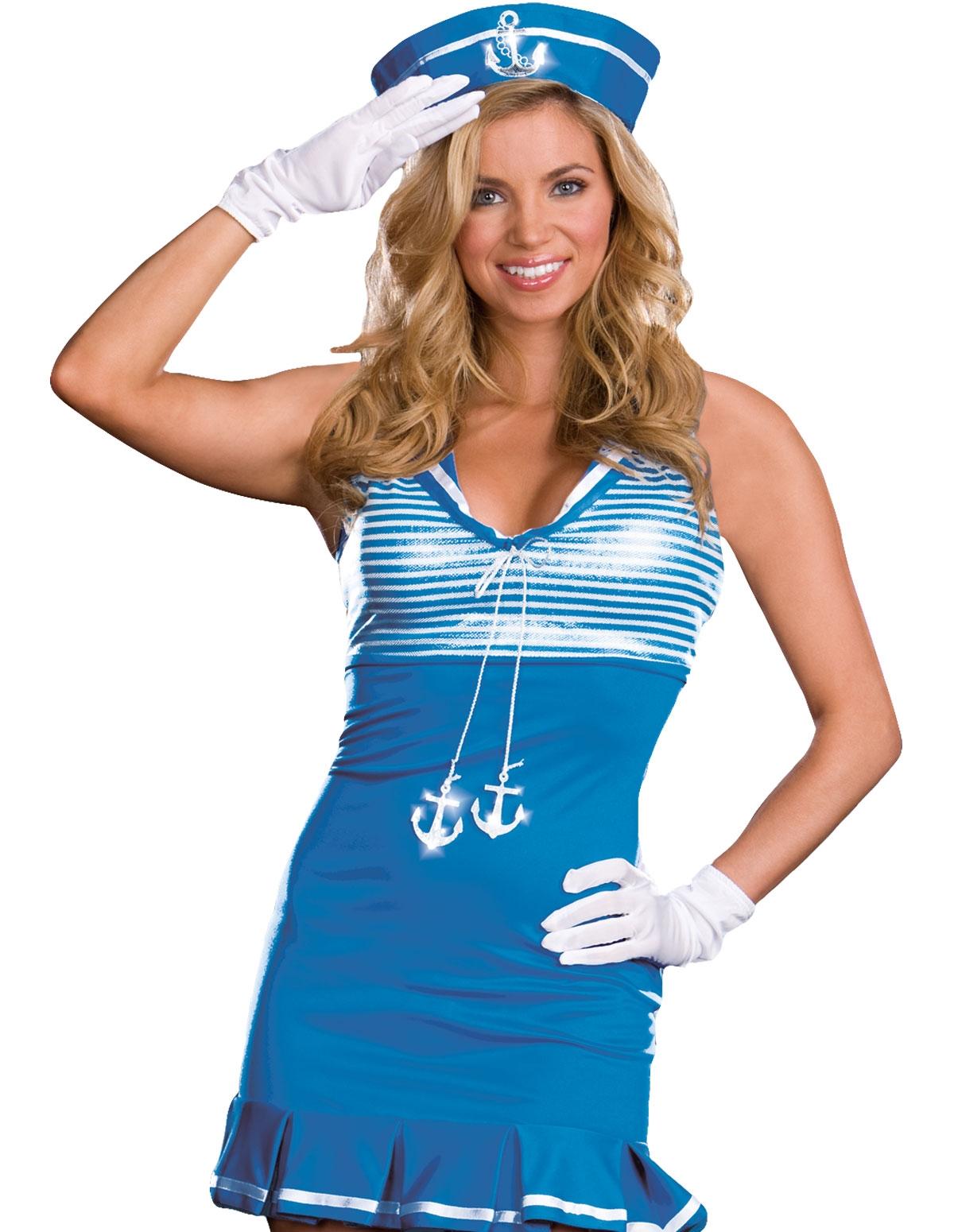Nautical Cutie Costume