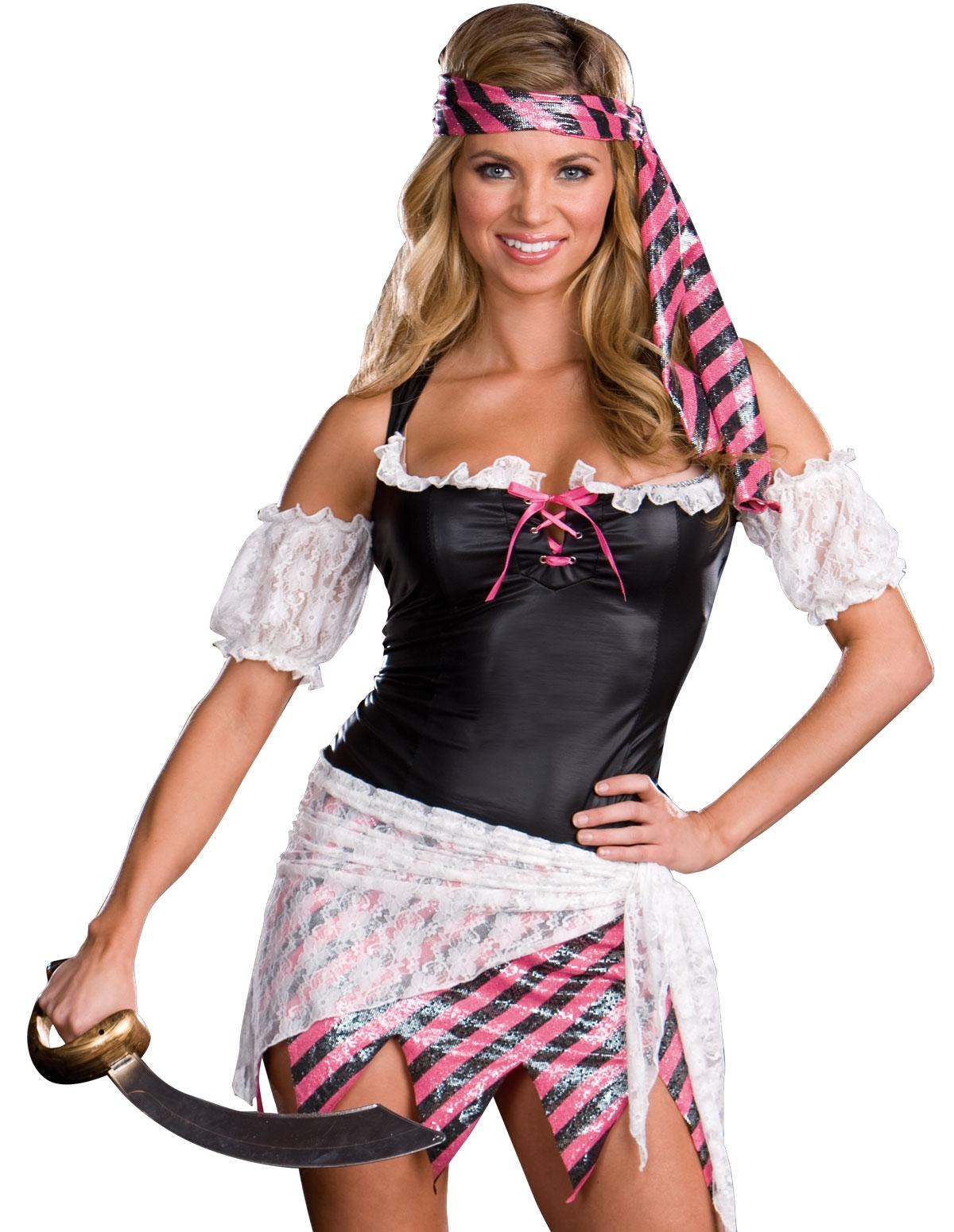 Pirate Treasure Costume