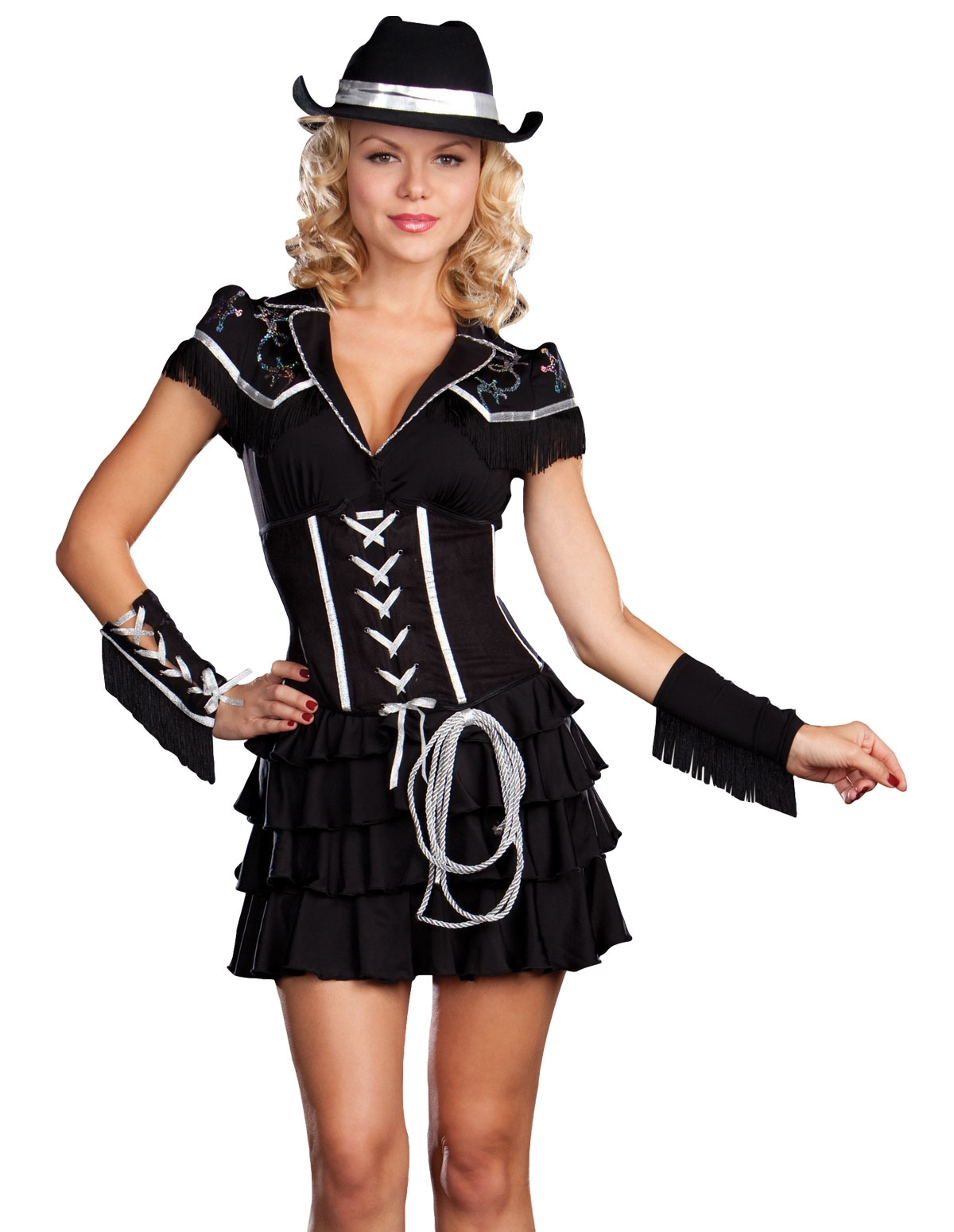 Diamond Cowgirl Costume