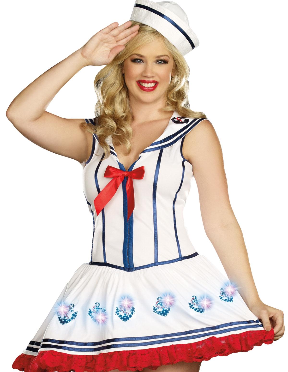 Anchor Management Costume - Plus